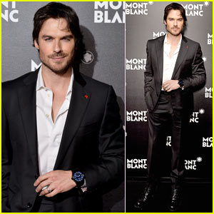 Ian somerhalder looks hot at london event ian somerhalder poppy ian somerhalder looks hot at london event m4hsunfo