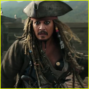 Johnny Depp Gets Chased by Ghosts in New 'Pirates of the Caribbean 5' Trailer - Watch!