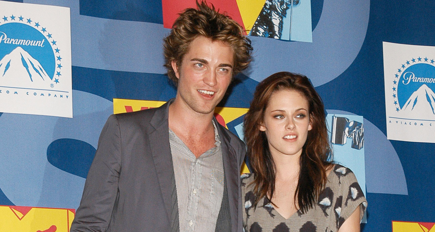 robert pattinson and kristen stewart relationship details