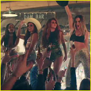 Little Mix Go Country For 'No More Sad Songs' Music Video