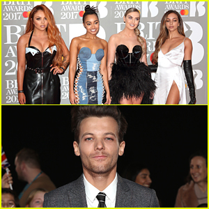 Little Mix Defend Louis Tomlinson After He Defends Eleanor Calder in Airport Scuffle