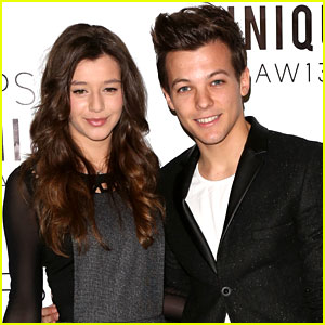 Louis Tomlinson Defended His Girlfriend Eleanor Calder During Airport Incident, Video Shows