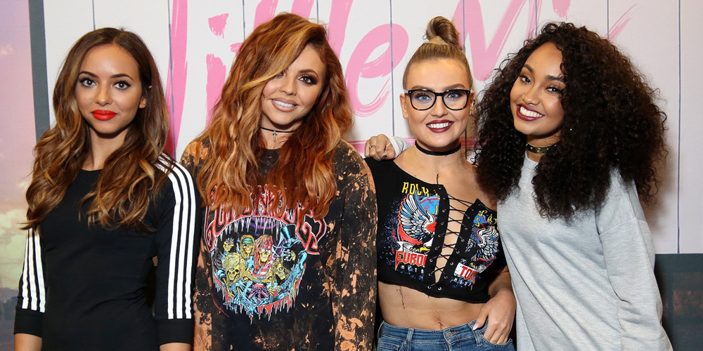 Little Mix Offer Up Advice To Louis Tomlinson's New Girl ...