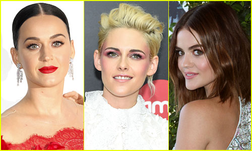 Kristen Stewart, Lucy Hale & Five Other Stars Who Made Dramatic Hair Changes in 2017