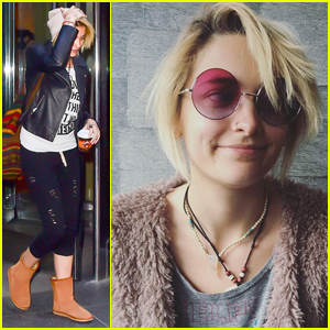 Paris Jackson Doesn't Listen to Haters