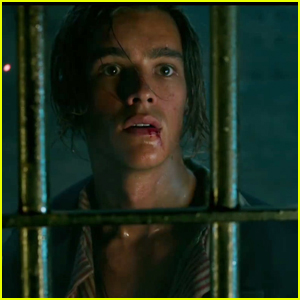 Brenton Thwaites Confirmed as Orlando Bloom's Son in 'Pirates of the Caribbean 5'