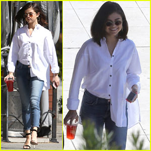 Selena Gomez Looks So Happy & Healthy!