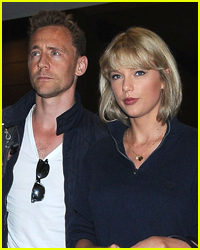 Tom Hiddleston Continues to Dodge Taylor Swift Questions Like a Pro
