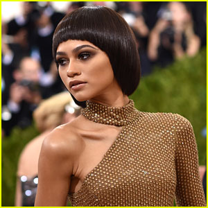 Zendaya Responds to Fan Copying Her Met Gala Look for Prom