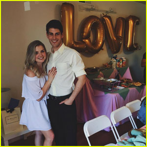The Fosters' Anna Grace Barlow Marries Taylor Boldt, Jordan Fisher Attends Wedding