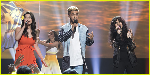Auli'i Cravalho, Jordan Fisher & Alessia Cara Team Up For 'Moana' Medley at RDMAs