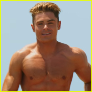 Zac Efron Protects the Beach at All Costs in 'Baywatch' Trailer - Watch Now!