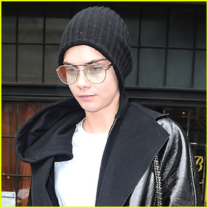 Cara Delevingne Will Go Bald In New Movie 'Life In A Year'