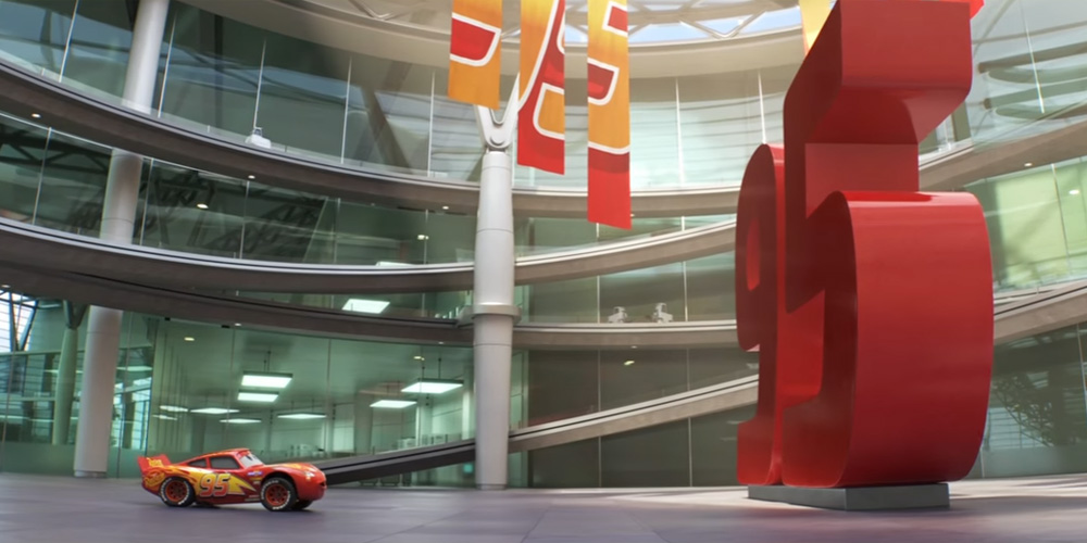 The New \'Cars 3′ Trailer Will Teach You To Never Give Up Your ...