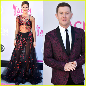 Cassadee Pope & Scotty McCreery Represent Singing Competition Winners at ACM Awards 2017