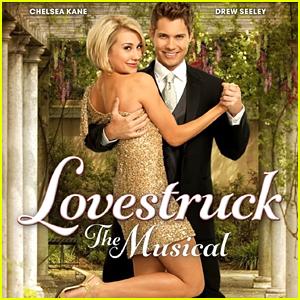 Chelsea Kane & Drew Seeley Share & Reveal 'Lovestruck's Famous Dance Scene for Throwback Thursday