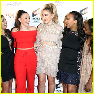 The 'Dance Moms' Girls Support Chloe Lukasiak at 'A Cowgirl's Story' Premiere
