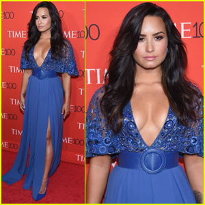 Demi Lovato Gets Honored as One of Time's 100 Most Influential People