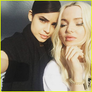 Dove Cameron Wishes Her BFF Sofia Carson a Happy Birthday!