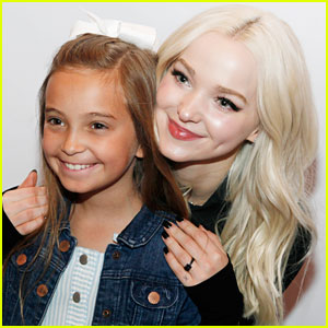 Dove Cameron Supports Program for Abused Children -- Exclusive Pics Inside!