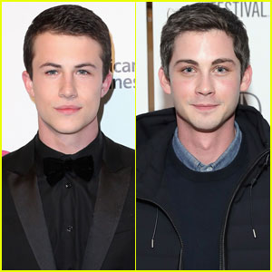 '13 Reasons Why' Star Dylan Minnette Knows He Looks Like Logan Lerman