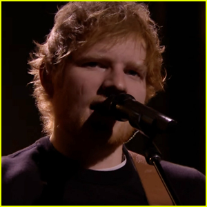 Ed Sheeran Returns to 'The Tonight Show' For 'Castle on the Hill' Performance - Watch It!