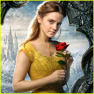 Emma Watson Is Definitely In For a 'Beauty & The Beast' Sequel