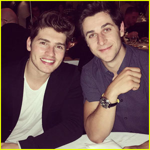 Gregg Sulkin Says 'Wizards' Co-Star David Henrie Always Inspired Him