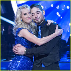 Heather Morris & Alan Bersten Jazz Disney Night DWTS Season 24 Week 5