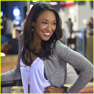 Candice Patton Thinks Iris West Is More Than Capable Of Saving Herself on 'The Flash'