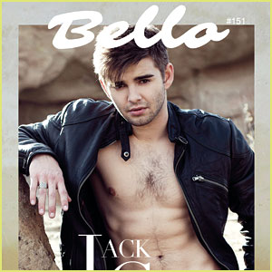 Jack Griffo Shirtless 'Bello' Mag Shoot is Fire