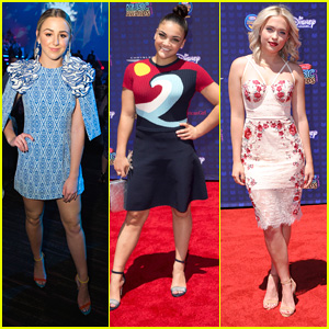 Stars You Didn't Know Were At The RDMAs 2017: Chloe Lukasiak, Lauren Taylor, Laurie Hernandez & More!
