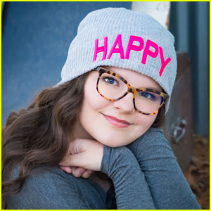 EXCLUSIVE: 'Fresh Off the Boat' Newbie Marlowe Peyton Shares 10 Fun Facts With JJJ!