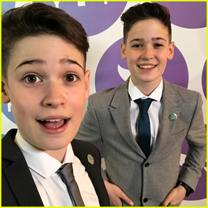 Max & Harvey Go Behind-the-Scenes at the Shorty Awards - See the Pics! (Exclusive)