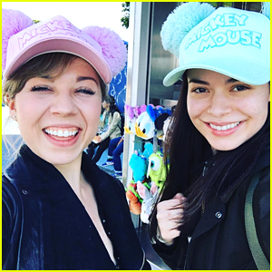 Miranda Cosgrove & Jennette McCurdy Share Super Cute Pics From Tokyo Disneyland Visit