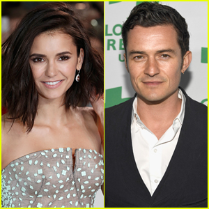 Is Nina Dobrev Dating Orlando Bloom?