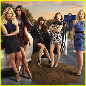 The 'Pretty Little Liars' Cast Dreams Up The Perfect PLL Movie Plots