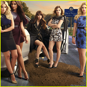 'Pretty Little Liars' Releases 5 Stunning Posters & New Haleb Clip!
