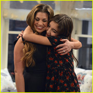 Rowan Blanchard's On-Screen Mom Danielle Fishel Believes She's Going To Change The World