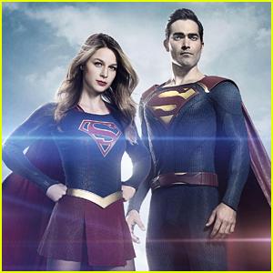 Tyler Hoechlin Returns as Superman For 'Supergirl's Season Two Finale