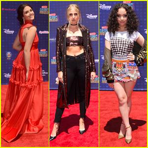 Ronni Hawk, Veronica Dunne & Kayla Maisonet Were Stunning at RDMAs 2017!