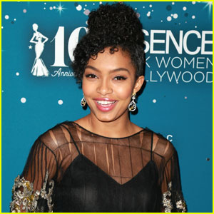 Yara Shahidi Reveals Her Skin Care Secrets!