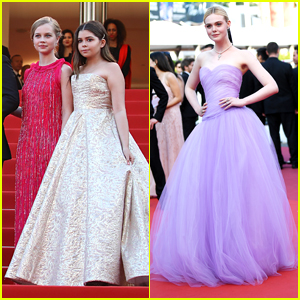 Addison Riecke Makes Her Cannes Debut With 'The Beguiled'