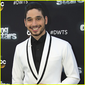 DWTS Troupe Dancer Alan Bersten Is A Tough Teacher, Heather Morris Reveals