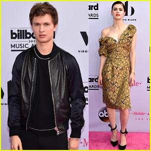 Ansel Elgort Looks Super Hot at the Billboard Music Awards 2017!