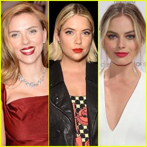 Ashley Benson's Doppelganger is a Mix Between Scarlett Johansson & Margot Robbie