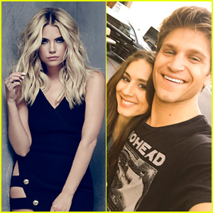 Ashley Benson Shared a Major 'PLL' Secret About Spoby!