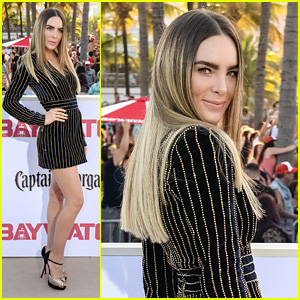 Belinda Heats Up 'Baywatch' Premiere in Miami - Pics!