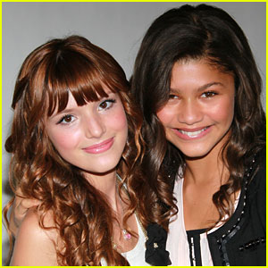 This Was Bella Thorne's First Friend in Hollywood