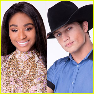 Normani Kordei Says Yes to Bonner Bolton's Date Invite!